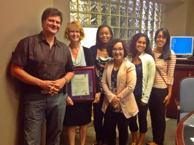Gait and Brain Lab team photo